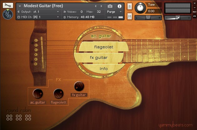Best Free Guitar Vst Plugins And Sample Libraries Happy Composer